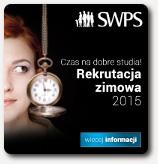 rekrutacja zimowa SWPS